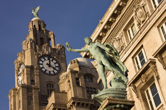 New home, 1 bed flat for sale in Liverpool City Apartments, Old Hall