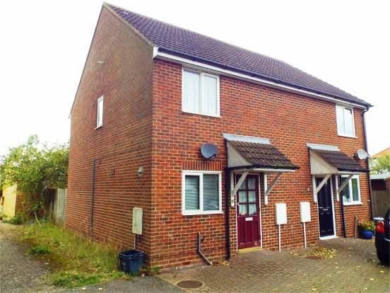 Thumbnail Property to rent in Leaf Way, St.Albans