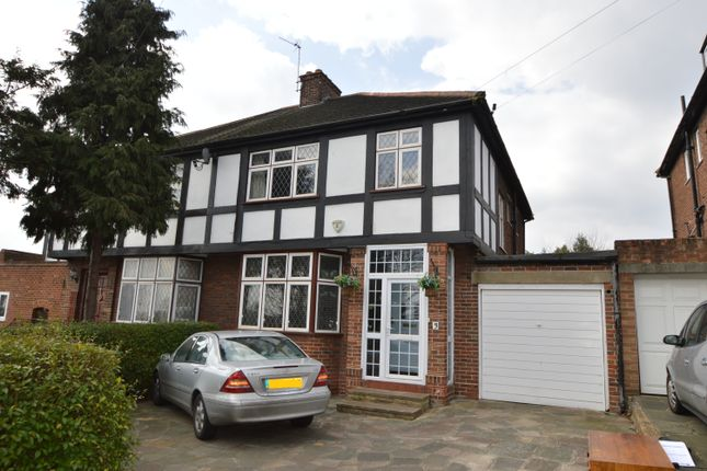 4 bed semi-detached house for sale in Springfield Gardens, Kingsbury