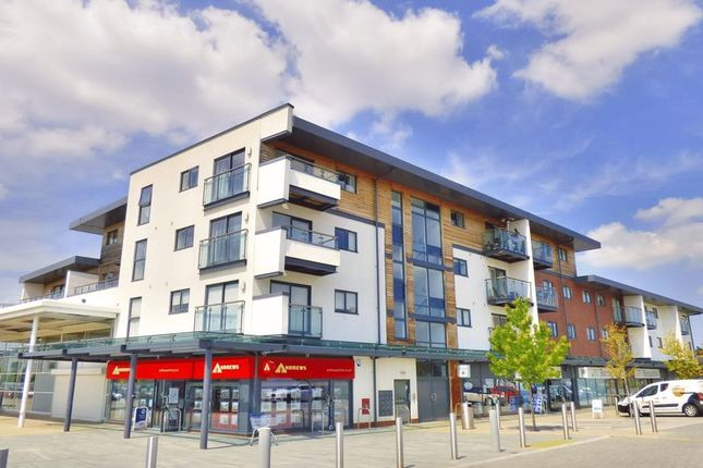 Thumbnail Flat for sale in Gamecock Close, Brockworth, Gloucester