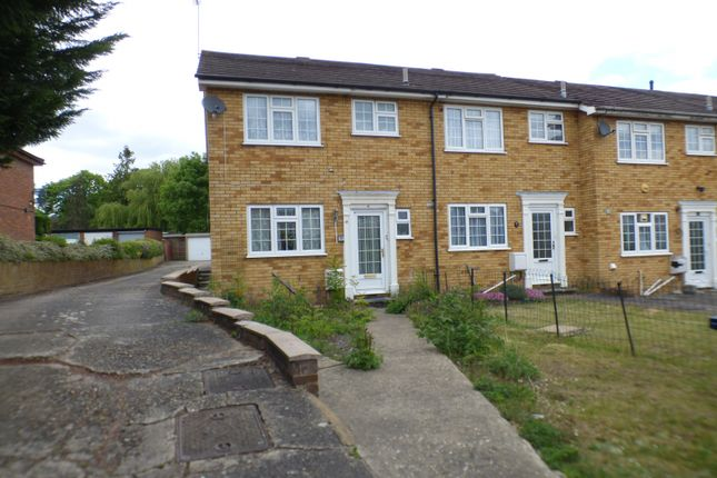 Thumbnail End terrace house for sale in St Wilfrids Road, New Barnet
