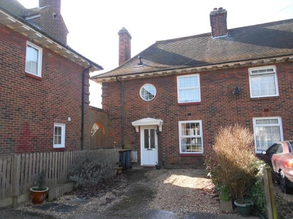 Thumbnail End terrace house for sale in East Square, Shortstown, Bedford, Bedfordshire