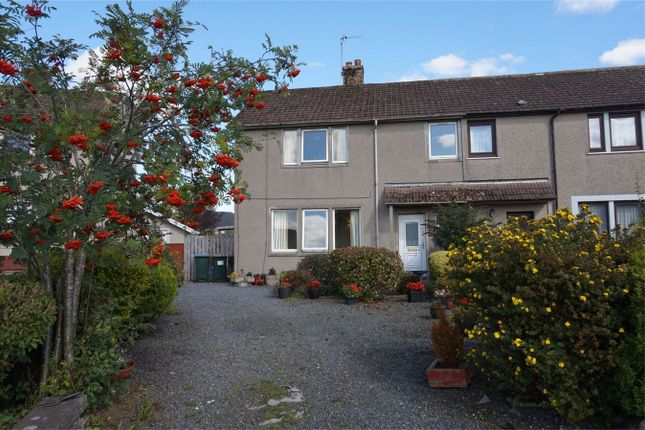 Thumbnail Semi-detached house for sale in 3 Bridgefauld Road, Milnathort, Kinross-Shire