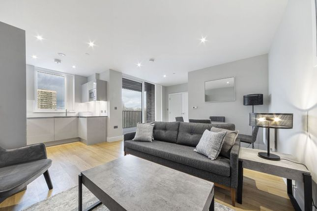Thumbnail Flat to rent in Lister House, Plough Lane, London