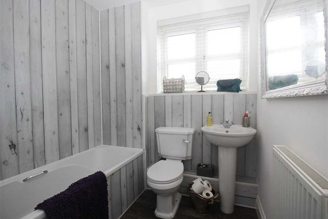 Bathroom of Dukesfield, Shiremoor, Newcastle Upon Tyne NE27