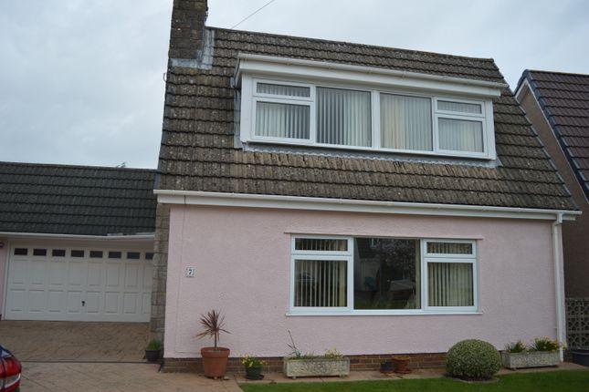 Detached house for sale in Colhugh Park, Llantwit Major