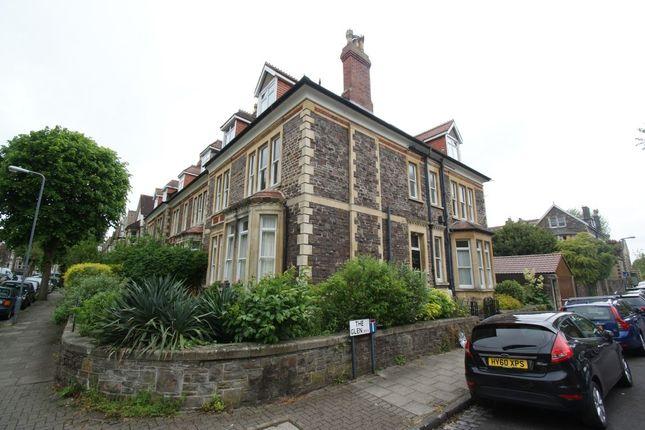 Thumbnail Flat to rent in Blenheim Road, Redland, Bristol