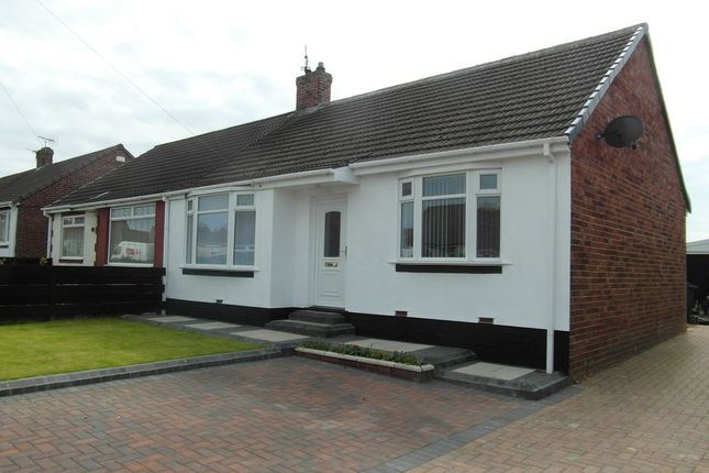 Thumbnail Bungalow to rent in Bourn Lea, Shiney Row, Houghton Le Spring