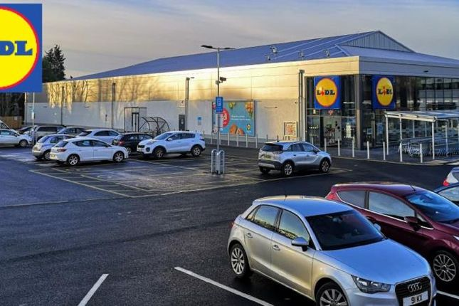 Thumbnail Retail premises to let in Lidl UK, Benton Park Road, South Gosforth, Newcastle Upon Tyne