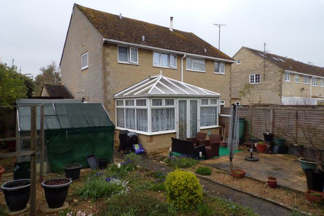 Thumbnail Semi-detached house for sale in Ampney Orchard, Bampton