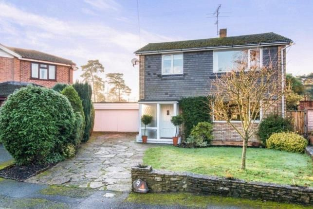 Thumbnail Detached house for sale in Chandler's Ford, Eastleigh, Hampshire