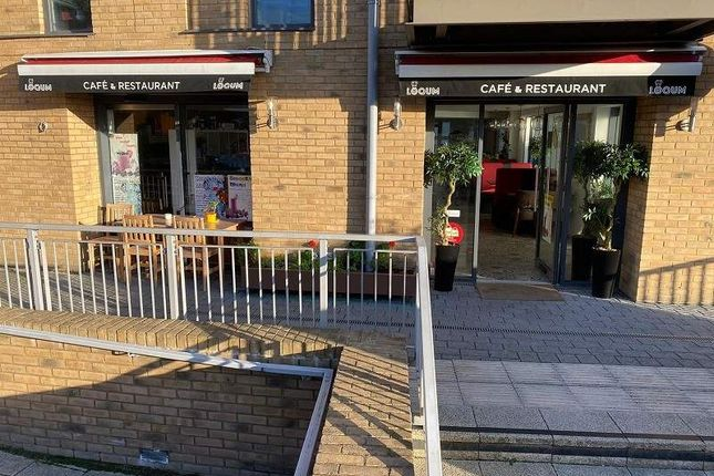 Thumbnail Restaurant/cafe for sale in Whitestone Way, Croydon