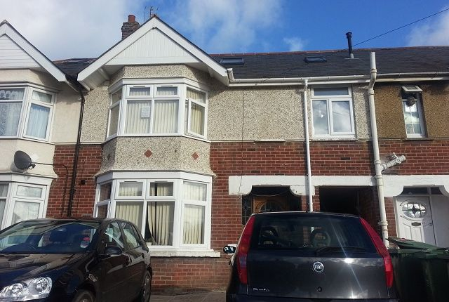 Thumbnail Terraced house to rent in Ridgefield Road, Oxford