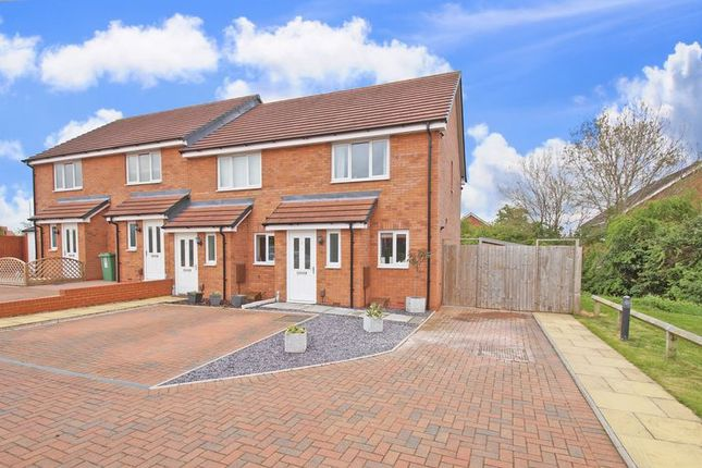 Thumbnail Terraced house for sale in Almondsbury Close, Redditch