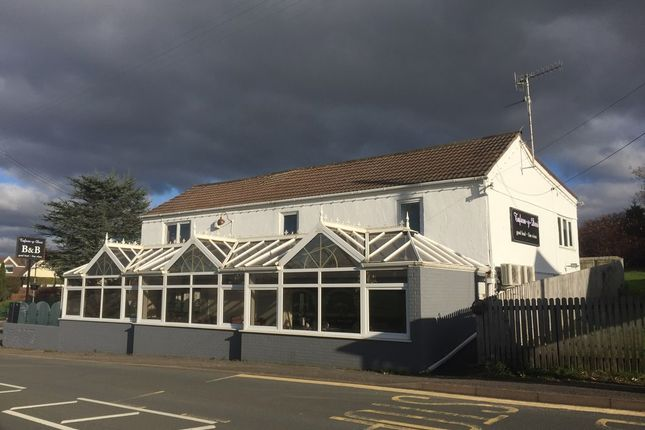 Thumbnail Pub/bar for sale in Ebenezer Road, Swansea