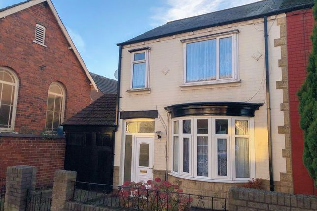 Thumbnail Terraced house for sale in Diana Street, Scunthorpe