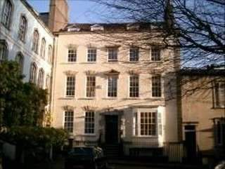 Serviced office to let in Dowry Square, Hotwells, Clifton