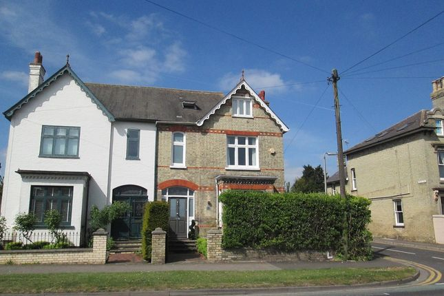 Thumbnail Semi-detached house to rent in Old North Road, Royston