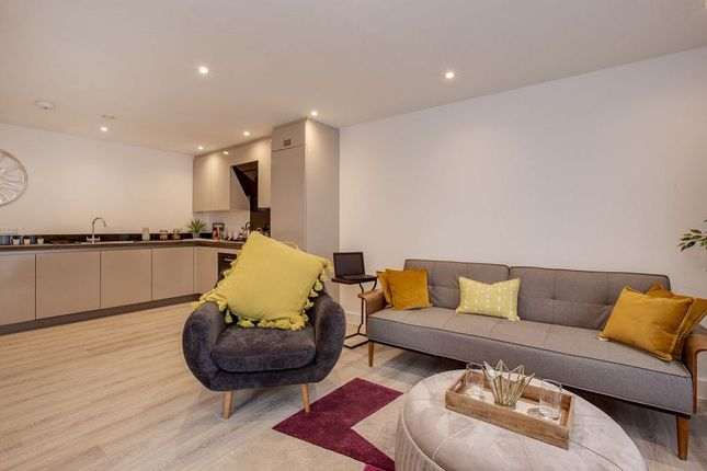 Thumbnail Flat for sale in High Street, Wealdstone, Harrow