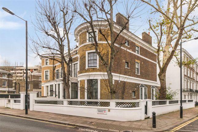 Thumbnail Maisonette for sale in Gloucester Terrace, Paddington, London