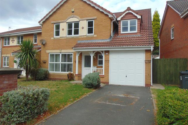 Thumbnail Detached house for sale in Paget Road, Pype Hayes, Erdington