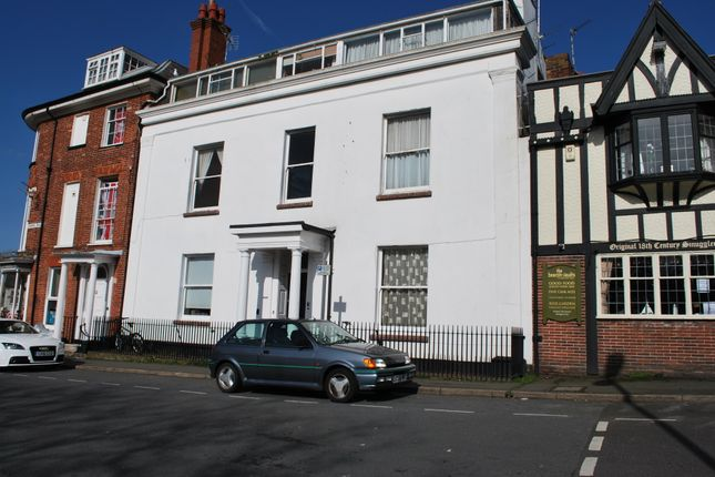 Thumbnail Flat to rent in Beacon Hill, Exmouth