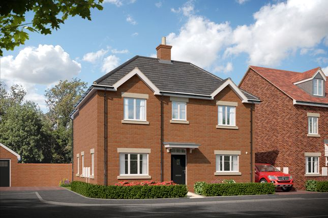 Thumbnail Detached house for sale in The Nene, Chiltern View, Vicarage Road, Pitstone