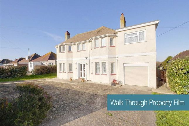 Thumbnail Detached house for sale in Coast Road, Pevensey Bay, Pevensey