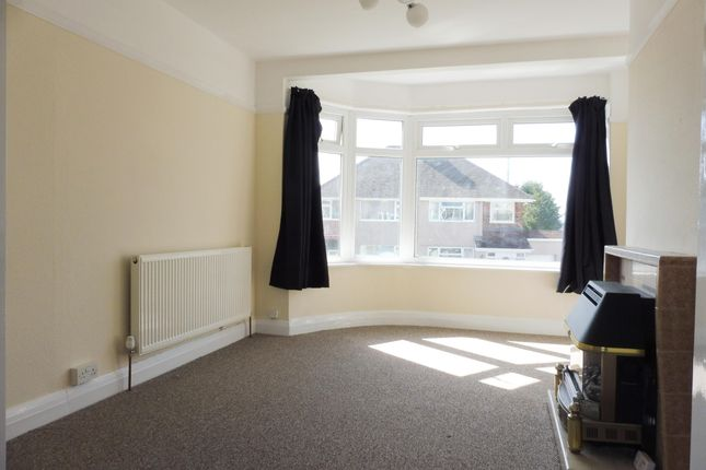 Living Room of Churchway, Plymouth PL5