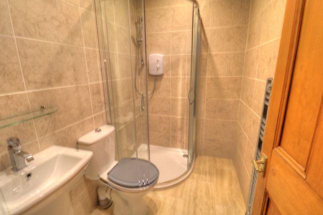 Shower Room of Sidney Street, Arbroath DD11