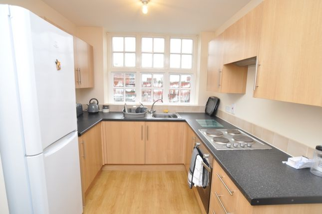 Thumbnail Flat to rent in Eastcheap, Letchworth Garden City