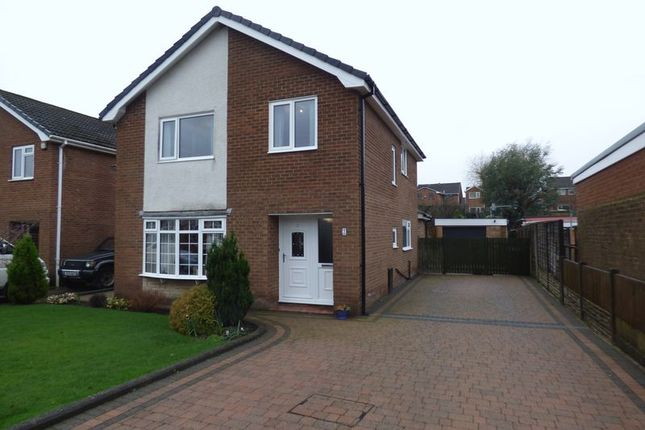 Thumbnail Detached house for sale in Barnacre Close, Scotforth, Lancaster