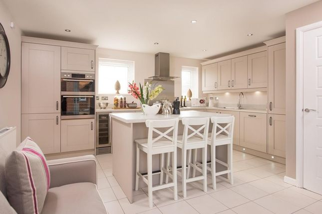 "4 bedroom detached house for sale in ""Alderney"" at Glebe Road, Loughor, Swansea"