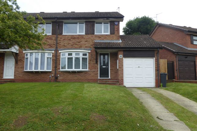 Thumbnail Semi-detached house for sale in Rea Valley Drive, Northfield, Birmingham