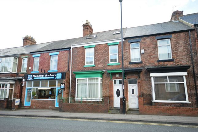 Thumbnail Flat to rent in Chester Road, Nr City Campus, Sunderland, Tyne And Wear