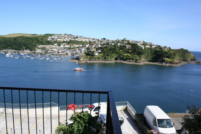 Thumbnail Flat for sale in Penlee Apartments, Tower Park, Fowey