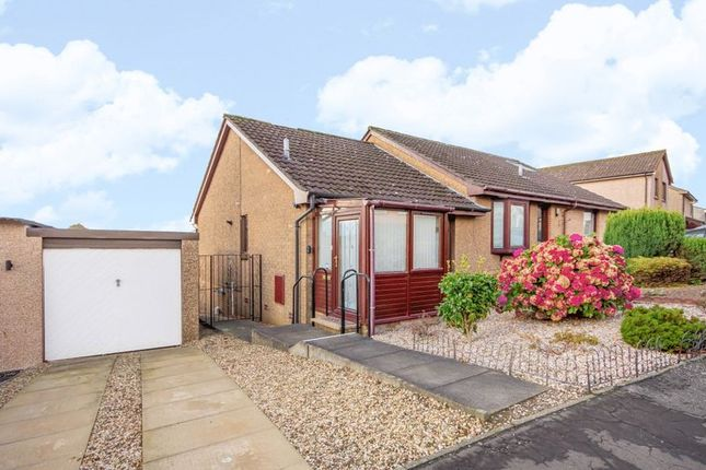 Thumbnail Semi-detached bungalow for sale in Birrell Drive, Dunfermline