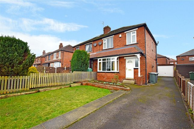 3 bed semi-detached house for sale in Whitehall Road East, Birkenshaw, Bradford BD11