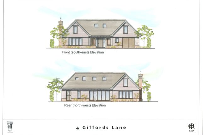 Thumbnail Detached house for sale in Wickham House Bungalows, Wickhambrook, Suffolk