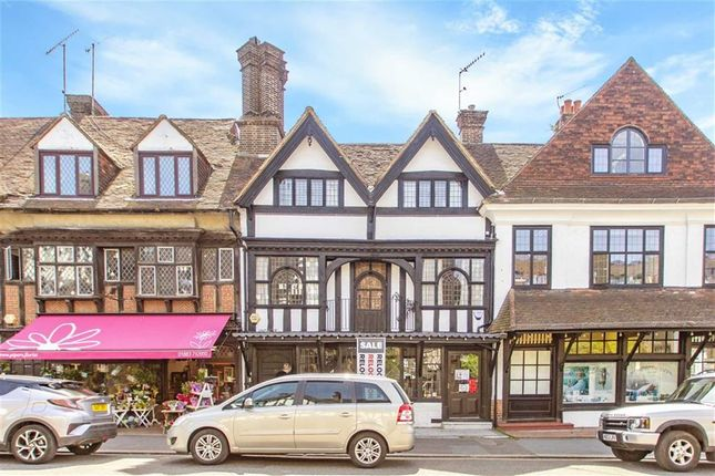 Thumbnail Flat to rent in Station Road West, Oxted, Surrey