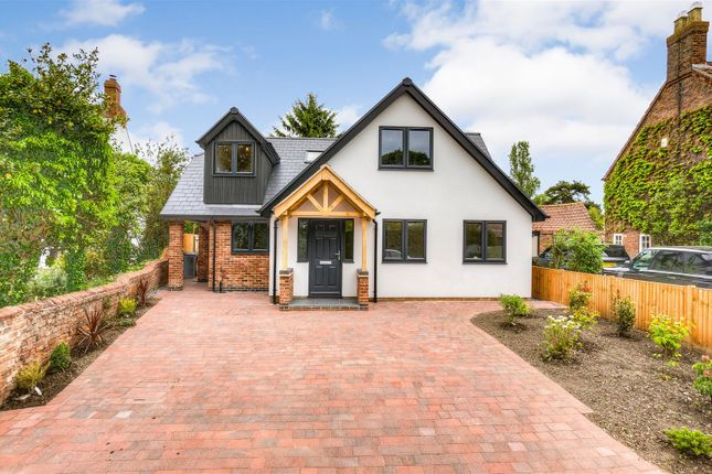 Thumbnail Detached bungalow for sale in Main Street, Hickling, Melton Mowbray
