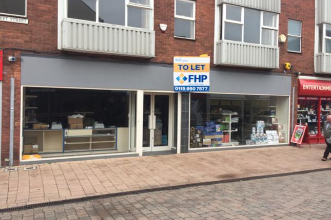 Thumbnail Retail premises to let in 2-3 Market Street, Market Street, Loughborough