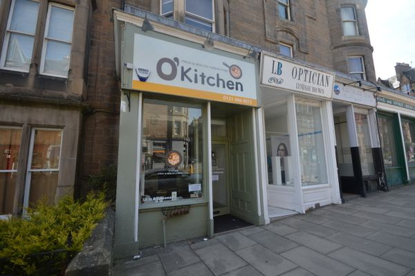 Restaurant/cafe for sale in Marchmont Road, Edinburgh