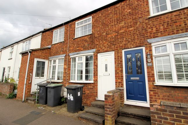 Thumbnail Terraced house for sale in Clifton Road, Shefford
