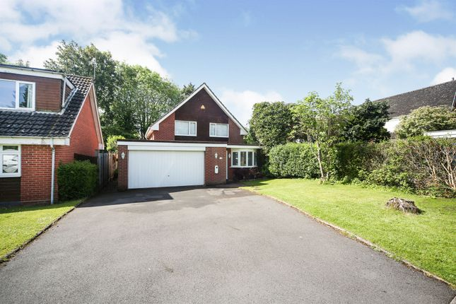 Thumbnail Detached house for sale in Tysoe Close, Redditch