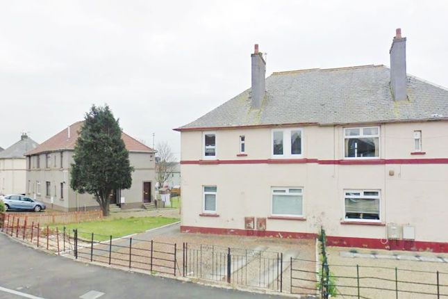 Thumbnail Flat for sale in 46, Townend Street, Dalry KA244Ad