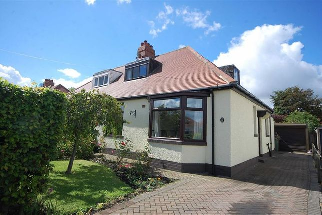 Thumbnail Semi-detached bungalow for sale in Lisle Road, South Shields