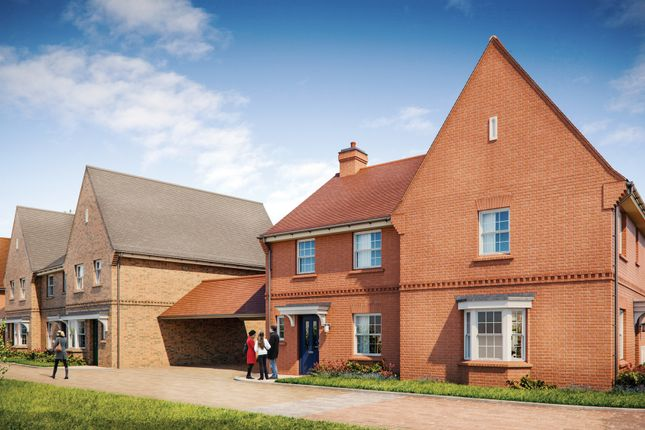 Thumbnail Link-detached house for sale in East Street, Harrietsham, Maidstone
