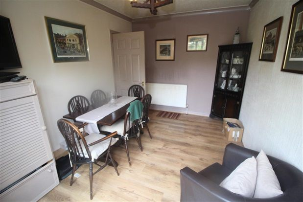 Dining Room of Glencross Place, Blackpool FY4