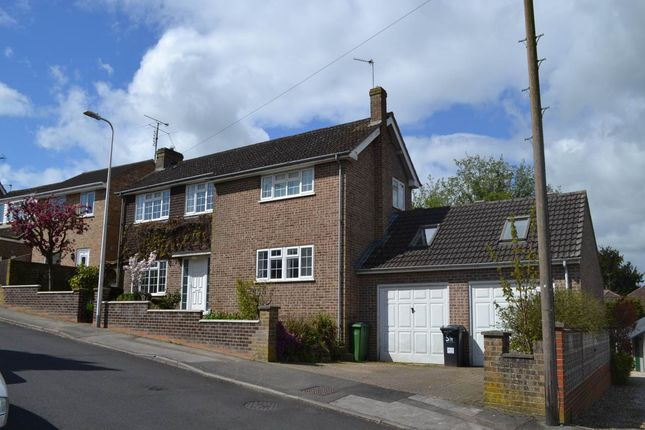 Thumbnail Detached house to rent in Priory Road, Newbury, Berkshire
